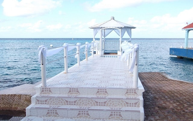Hotel Cozumel & Resort, facilidades nupciales