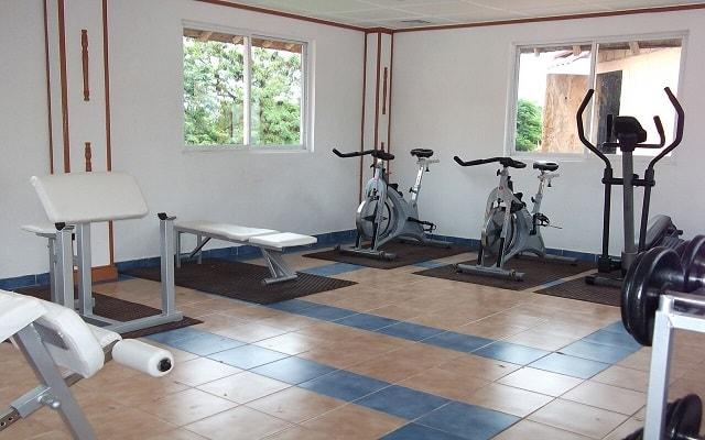 Hotel Cozumel & Resort, gimnasio