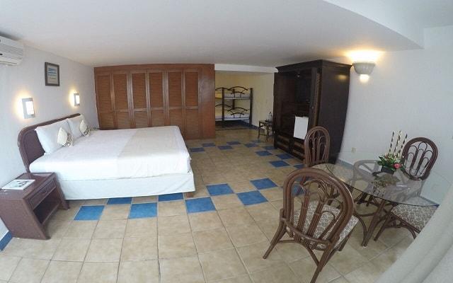 Hotel Cozumel & Resort, habitaciones cómodas y acogedoras