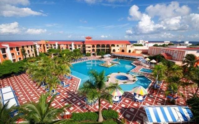 Hotel Cozumel & Resort, vista aérea