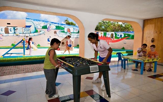 Hotel Cozumel & Resort, divertidos juegos para los más pequeños