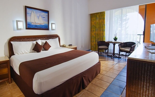 Hotel Cozumel & Resort, habitaciones con todas las amenidades