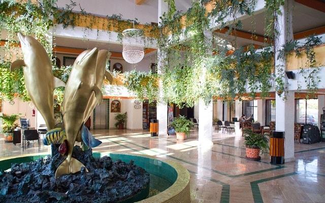 Hotel Cozumel & Resort, lobby