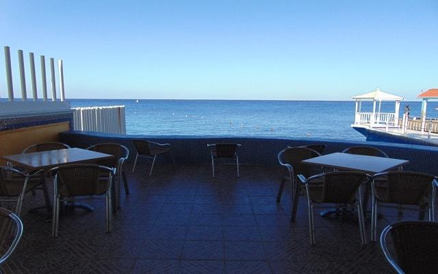 Hotel Cozumel & Resort, disfruta de vistas hermosas del mar