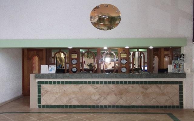 Hotel Cozumel & Resort, atención personalizada desde el inicio de tu estancia