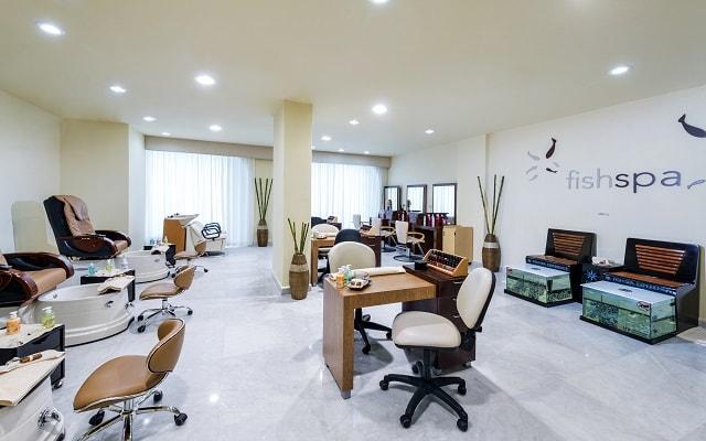 Hotel Cozumel Palace, salón de belleza