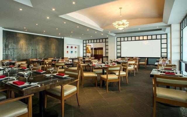 Hotel Cozumel Palace, buena propuesta gastronómica