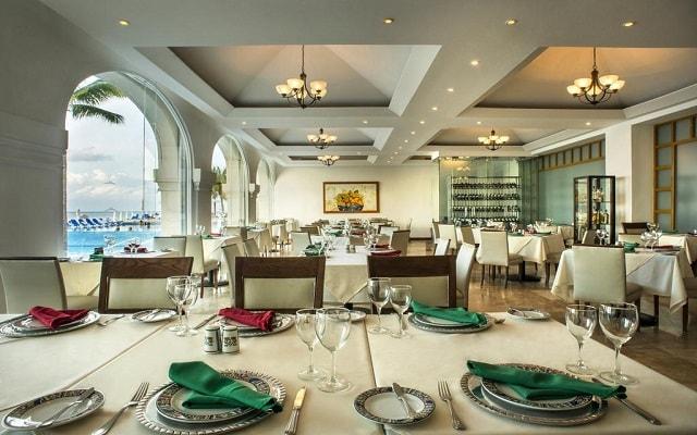 Hotel Cozumel Palace, espacios diseñados para tu satisfacción
