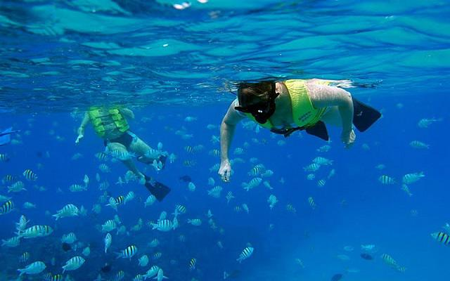 En la propiedad puedes realizar una variedad de actividades acuáticas