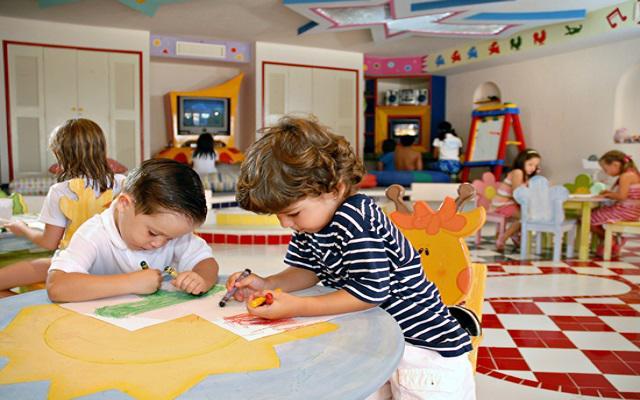 Ideal para que los más pequeños se diviertan en el Club de Niños