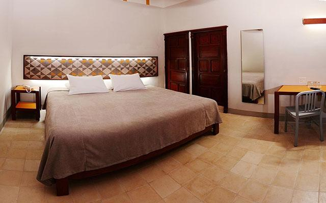 Hotel Caribe, habitaciones bien equipadas