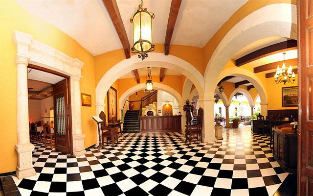 Hotel Caribe en Mérida Centro