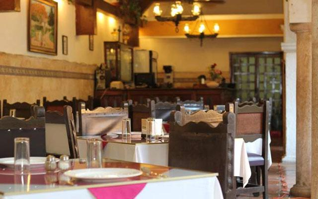 Hotel Caribe, escenario perfecto para disfrutar de los alimentos