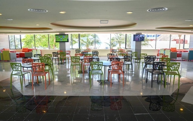 Hotel Crown Paradise Club Cancún, ambientes agradables