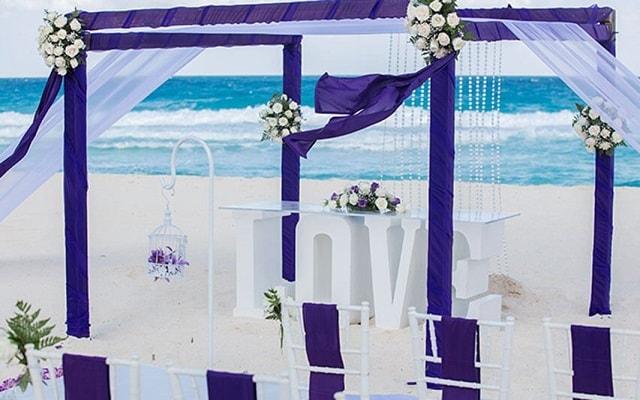 Hotel Crown Paradise Club Cancún, tu boda como la imaginaste