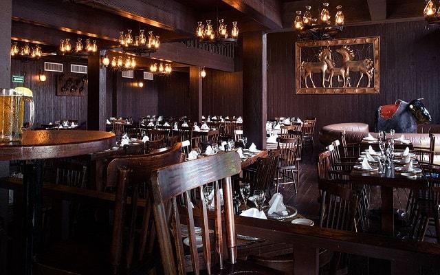 Hotel Crown Paradise Club Cancún, buena propuesta gastronómica