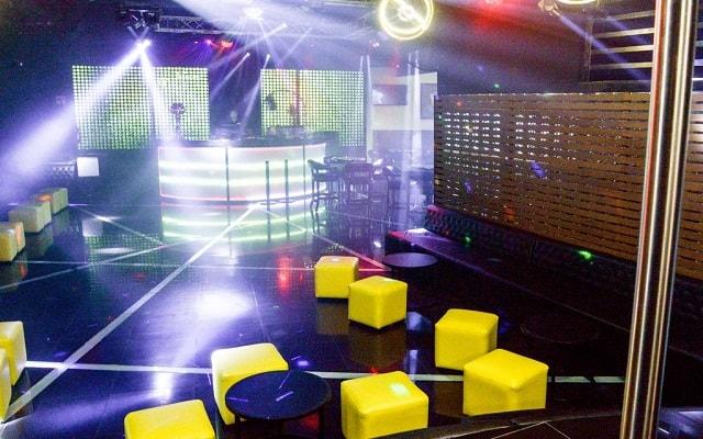 Hotel Crown Paradise Club Cancún, discoteca