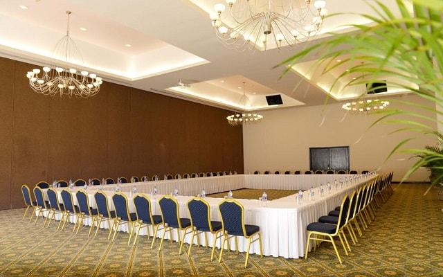 Hotel Crown Paradise Club Cancún, salón de eventos