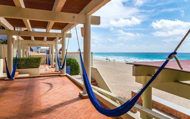 Hotel Crown Paradise Club Cancún, momentos de paz