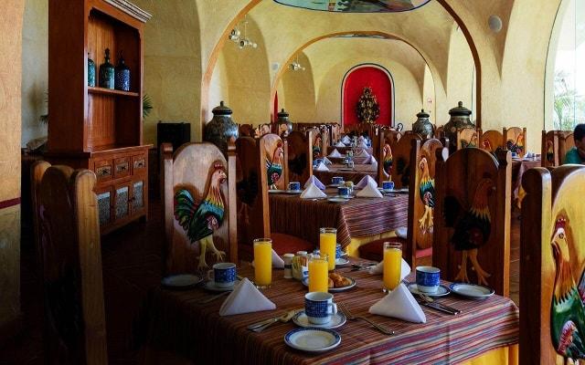 Hotel Crown Paradise Club Cancún, escenario ideal para tus alimentos