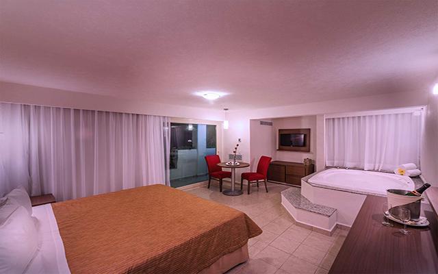 Hotel Crown Paradise Club Puerto Vallarta, espacios diseñados para tu descanso