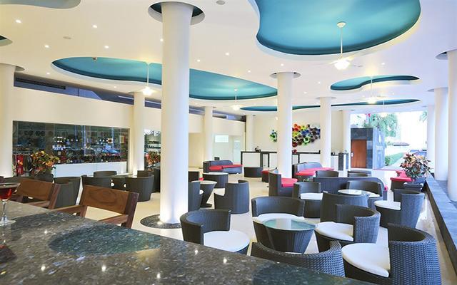 Hotel Crown Paradise Club Puerto Vallarta, Lobby Club