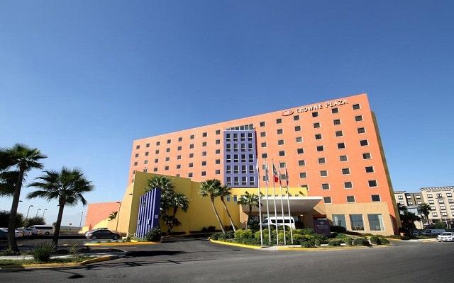 Hotel Crowne Plaza Monterrey Aeropuerto en Aeropuerto