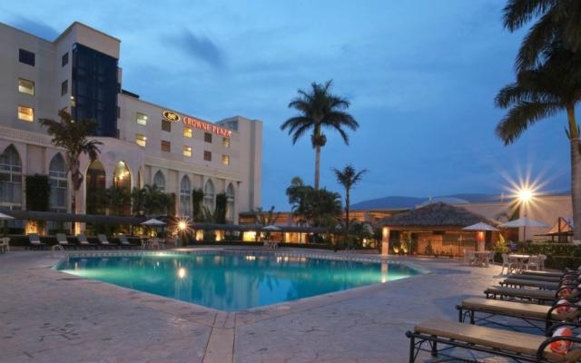 Hotel Crowne Plaza Tuxtla Gutiérrez en Tuxtla Gutiérrez