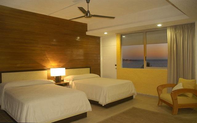 Hotel de Cima, habitaciones con todas las amenidades