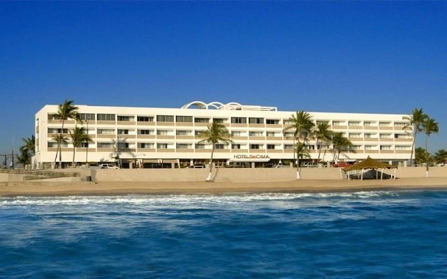 Hotel de Cima en Malecón