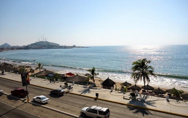 Hotel de Cima, a pasos de la playa