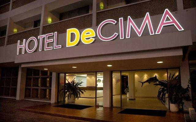 Hotel de Cima, buena ubicación