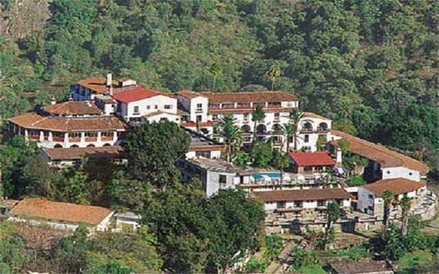 Hotel De la Borda-Hotel Minero en Taxco Ciudad