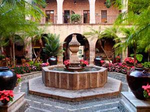 Hotel de la Soledad en Morelia Ciudad