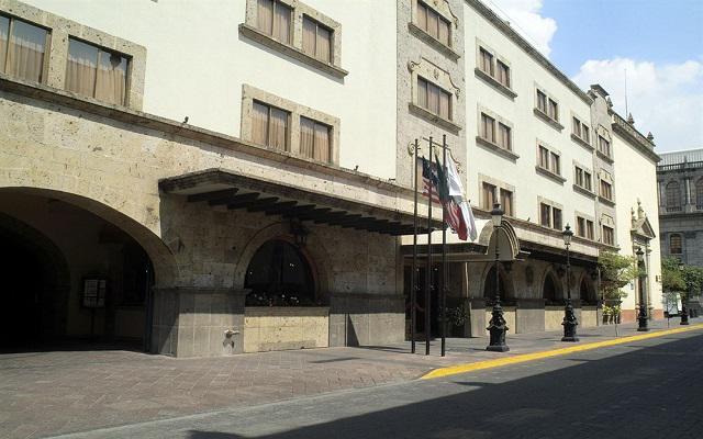 Hotel De Mendoza en Guadalajara Ciudad