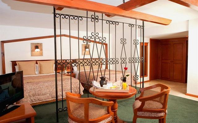 Hotel De Mendoza, habitaciones con todo el confort