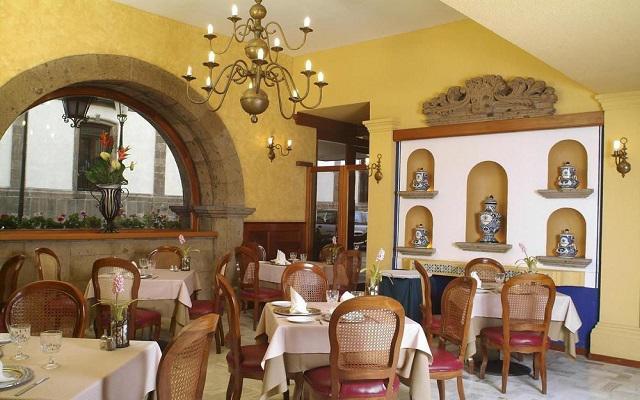 Hotel De Mendoza, Restaurante La Forja