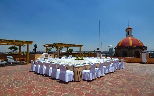 Hotel De Mendoza, ambientaciones diferentes