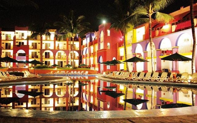 Hotel Decameron Los Cocos en Guayabitos