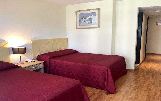 Hotel Del Ángel, habitaciones cómodas y acogedoras