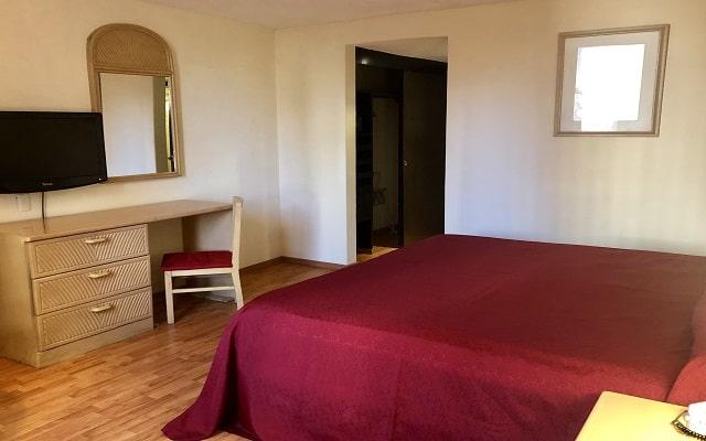 Hotel Del Ángel, habitaciones bien equipadas