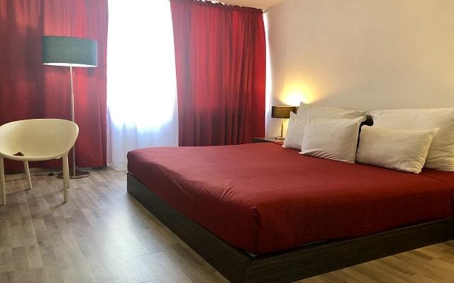 Hotel Del Ángel, confort en cada sitio