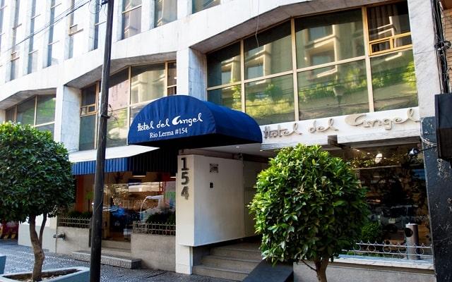 Hotel Del Ángel Reforma, buen servicio