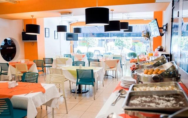 Hotel Del Ángel Reforma, buena propuesta gastronómica
