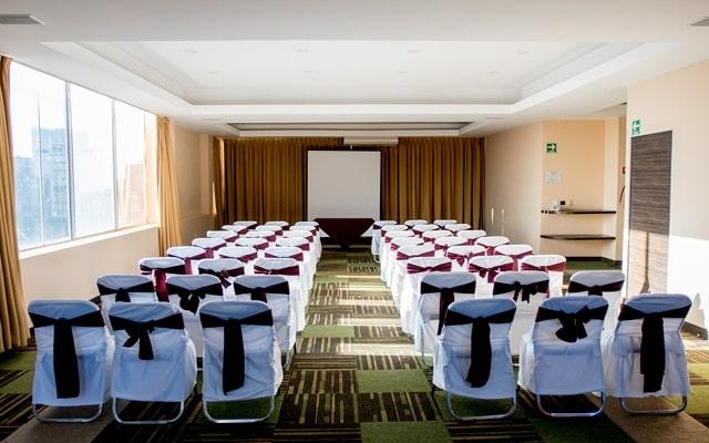 Hotel Del Ángel Reforma, salón de evento