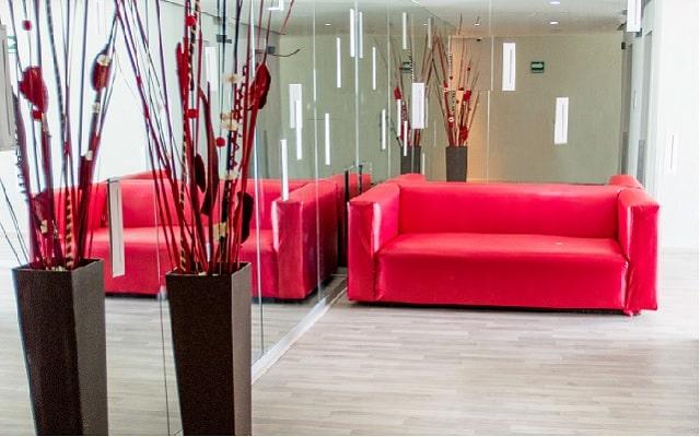 Hotel Del Ángel Reforma, ambientes agradables