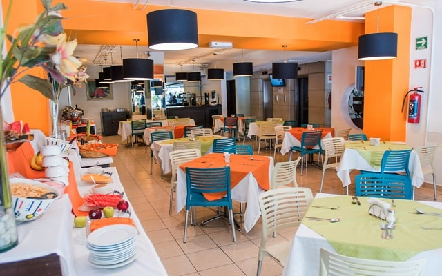 Hotel Del Ángel Reforma, escenario ideal para tus alimentos