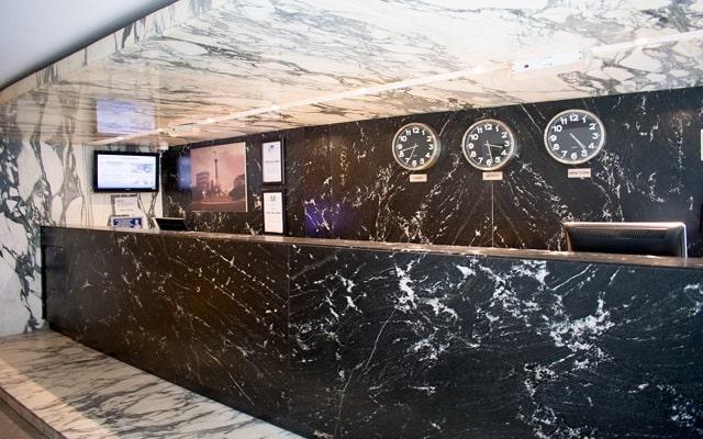 Hotel Del Ángel Reforma, atención personalizada desde el inicio de su estancia