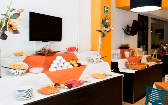 Hotel Del Ángel Reforma, confort y buen servicio