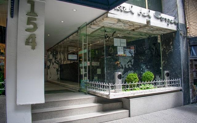 Hotel Del Ángel Reforma, buena ubicación